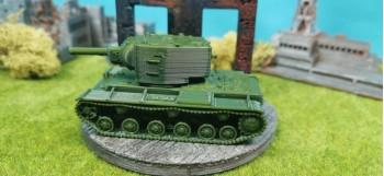 """KV-2 Soviet Tank """"KW-2"""""""