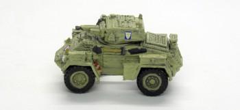 FV721 Fox Armoured Car