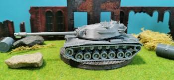 M103A1 US Heavy Tank Cold War