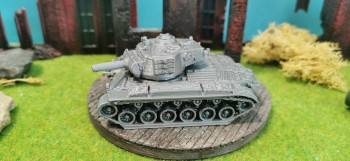 Medium US Tank M45 (T26E2)