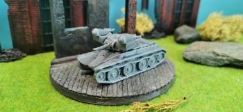 RBT-5 Soviet cavalry tank