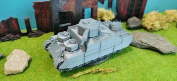 O-I Japanese super heavy Tank