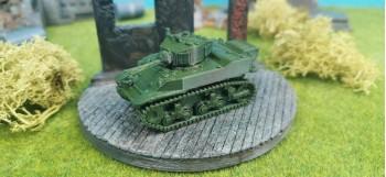 """M3 Light Tank """"Stuart"""""""